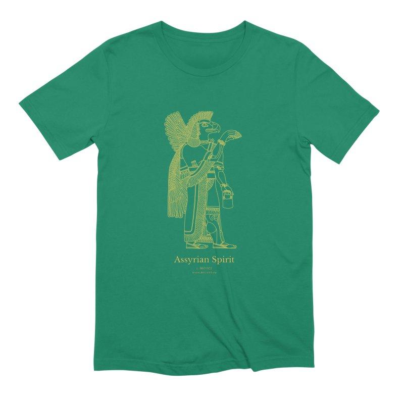 Assyrian Spirit Clothing Men's T-Shirt by Ancient History Encyclopedia