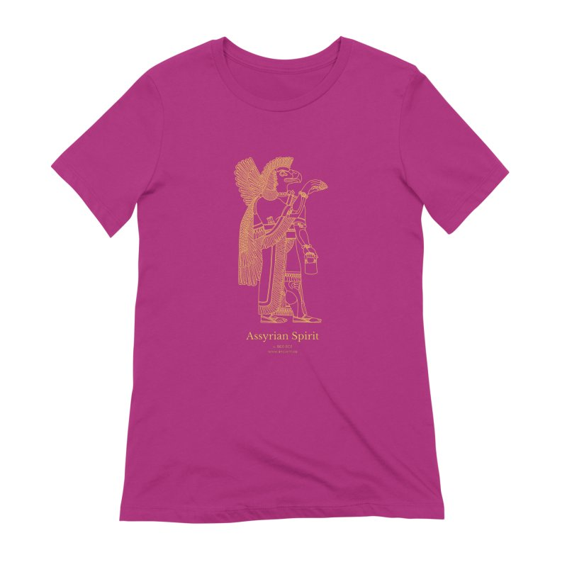 Assyrian Spirit Clothing Women's Extra Soft T-Shirt by Ancient History Encyclopedia