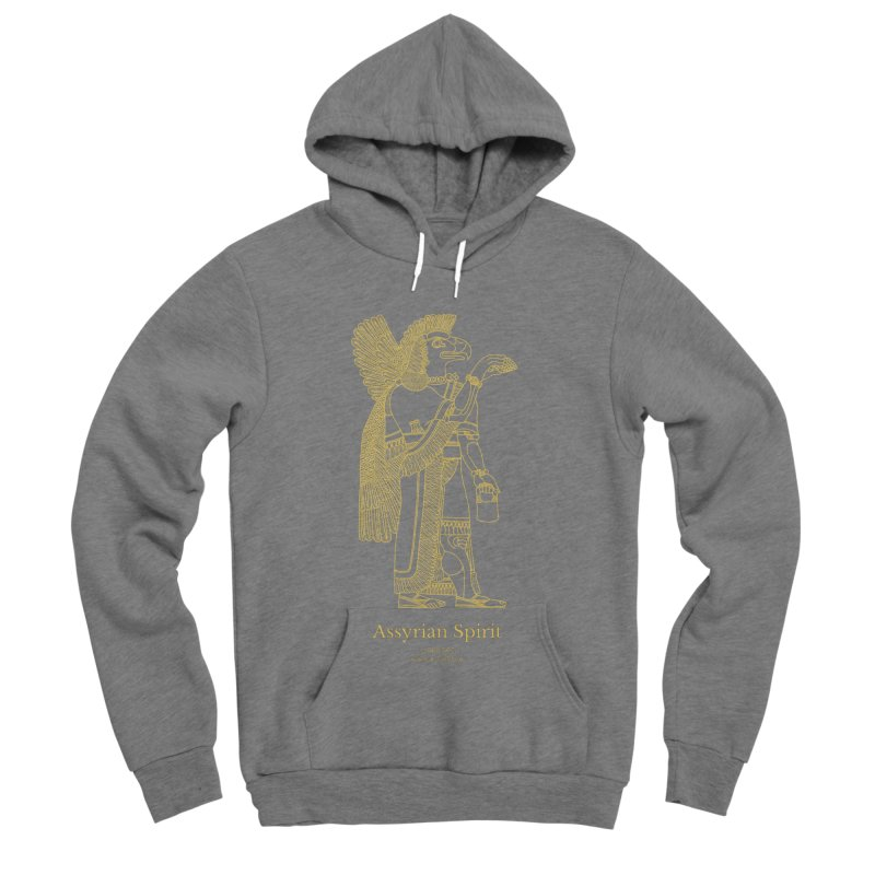 Assyrian Spirit Clothing Women's Pullover Hoody by Ancient History Encyclopedia