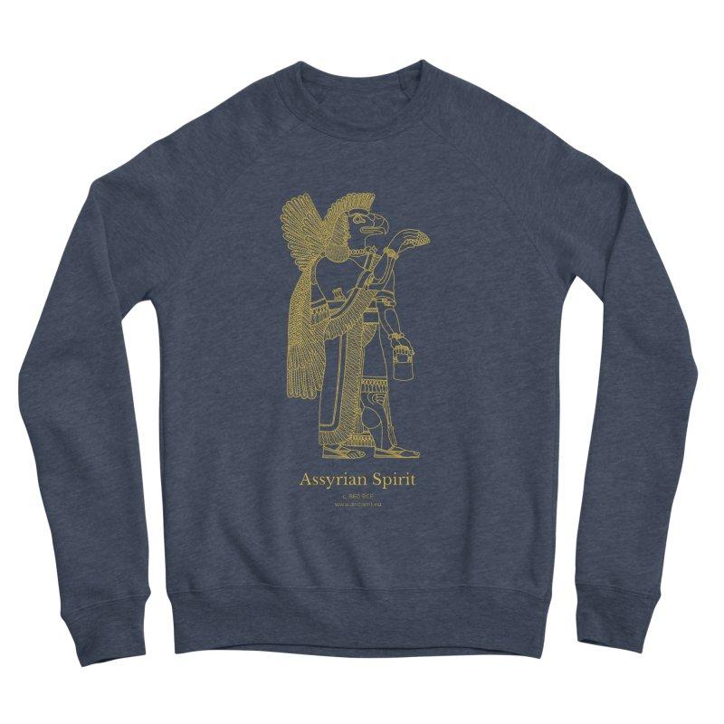 Assyrian Spirit Clothing Men's Sweatshirt by Ancient History Encyclopedia