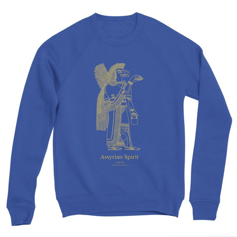 Assyrian Spirit Clothing Women's Sweatshirt by Ancient History Encyclopedia