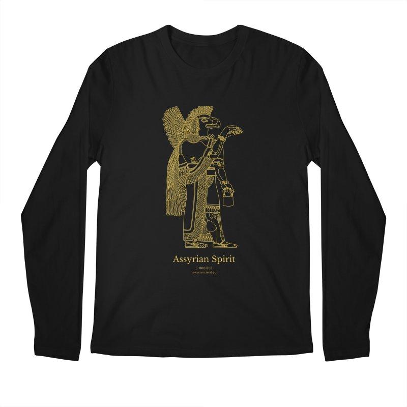 Assyrian Spirit Clothing Men's Regular Longsleeve T-Shirt by Ancient History Encyclopedia