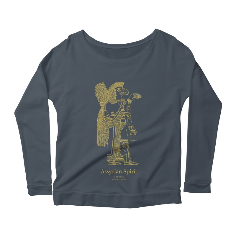 Assyrian Spirit Clothing Women's Longsleeve T-Shirt by Ancient History Encyclopedia
