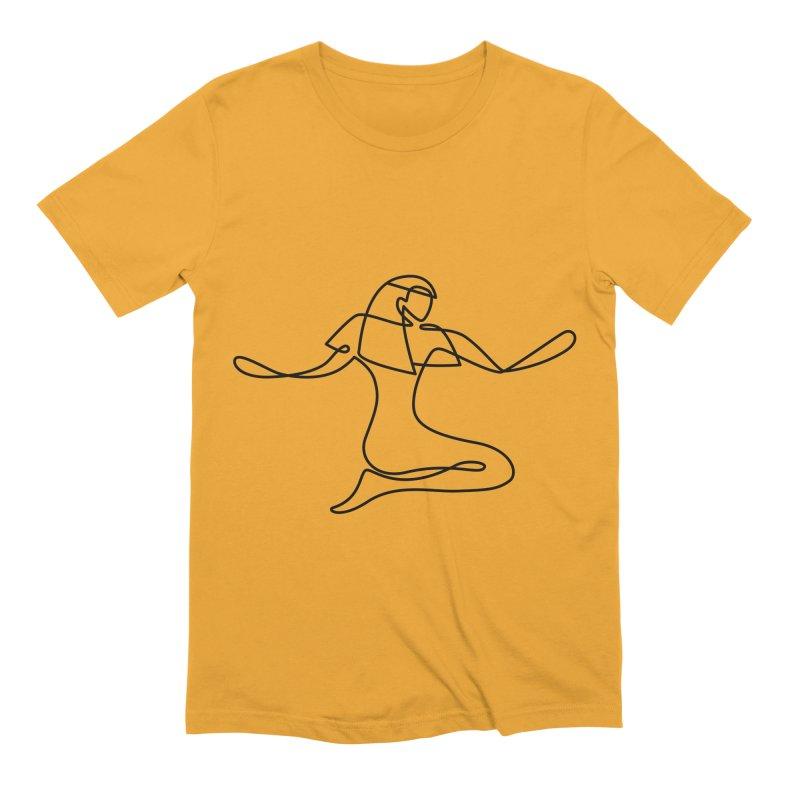 Isis (Bridal Heath) Men's T-Shirt by Ancient History Encyclopedia