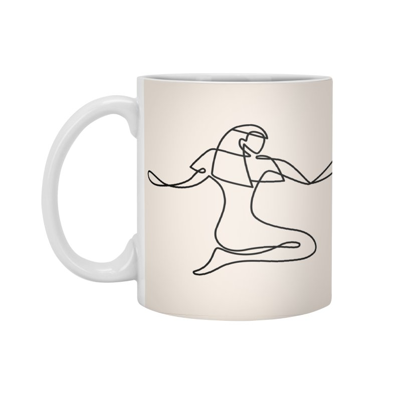 Isis (Bridal Heath) Accessories Mug by Ancient History Encyclopedia