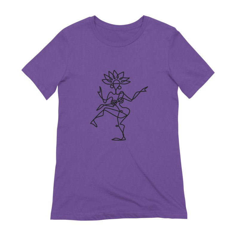 Shiva Nataraja Clothing Women's Extra Soft T-Shirt by Ancient History Encyclopedia