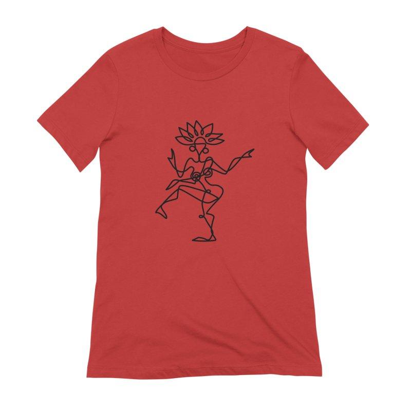 Shiva Nataraja Clothing Women's Extra Soft T-Shirt by Ancient History Encyclopedia