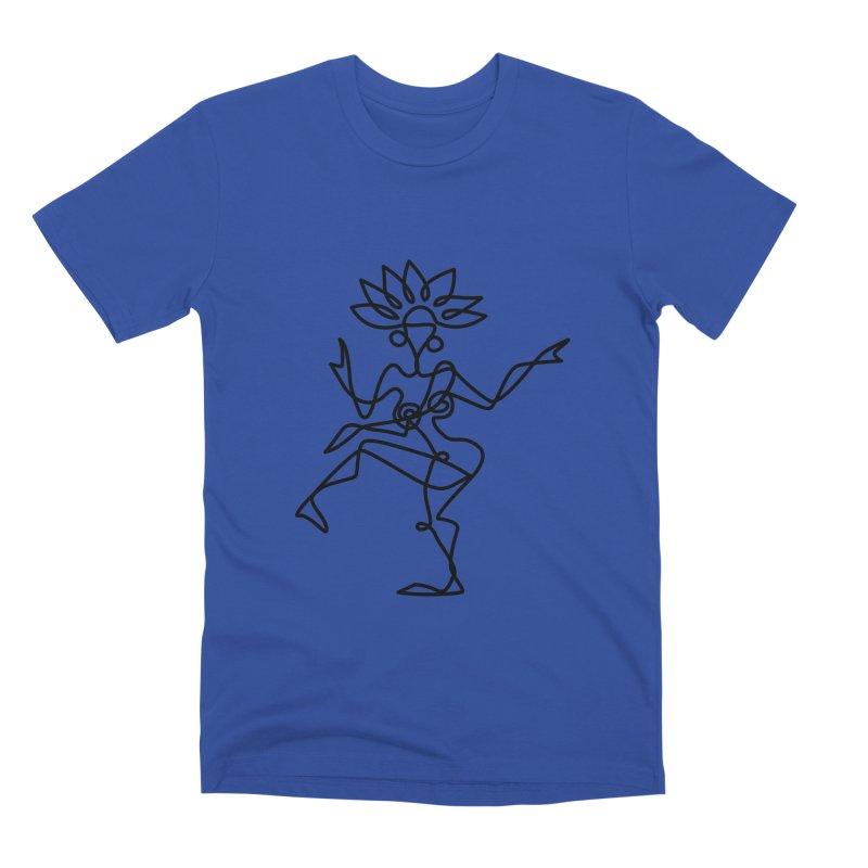 Shiva Nataraja Clothing Men's Premium T-Shirt by Ancient History Encyclopedia