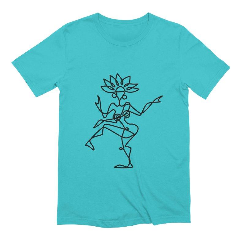 Shiva Nataraja Clothing Men's Extra Soft T-Shirt by Ancient History Encyclopedia