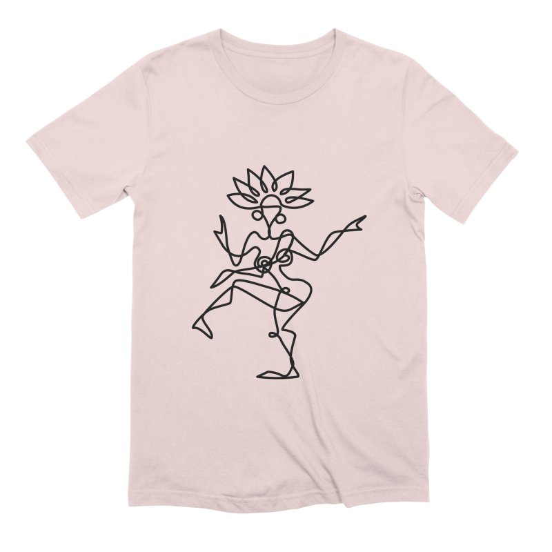 Shiva Nataraja Clothing Men's Extra Soft T-Shirt by Ancient History Encyclopedia