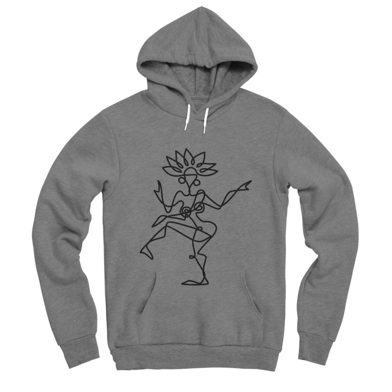 Shiva Nataraja Clothing Women's Sponge Fleece Pullover Hoody by Ancient History Encyclopedia