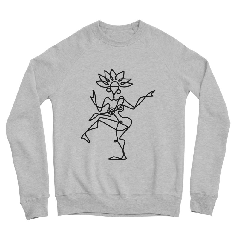 Shiva Nataraja Clothing Men's Sponge Fleece Sweatshirt by Ancient History Encyclopedia