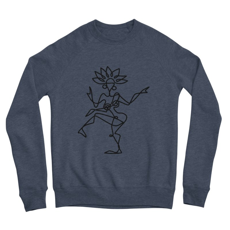 Shiva Nataraja Clothing Men's Sponge Fleece Sweatshirt by Ancient History Encyclopedia