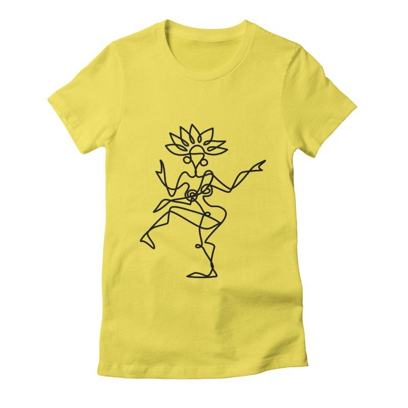 Shiva Nataraja Clothing Women's T-Shirt by Ancient History Encyclopedia