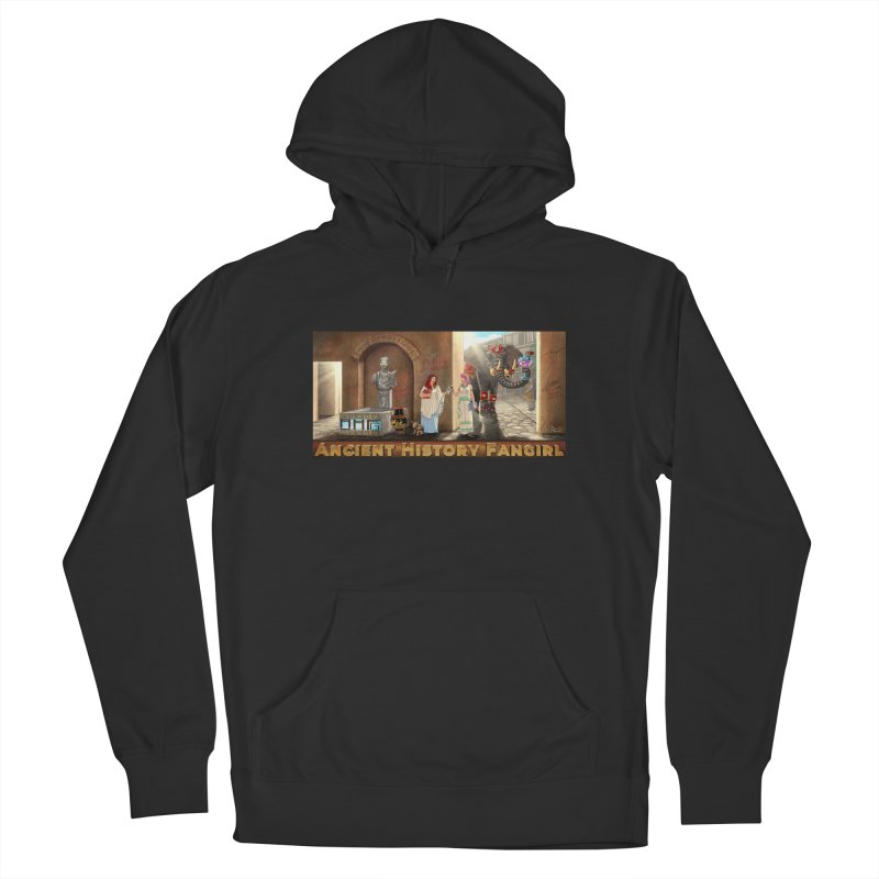 Fangirl Life Men's Pullover Hoody by ancienthistoryfangirl's Artist Shop