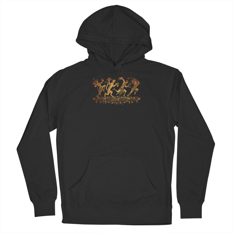 Dionysus and the Dancing Maenads Men's Pullover Hoody by ancienthistoryfangirl's Artist Shop
