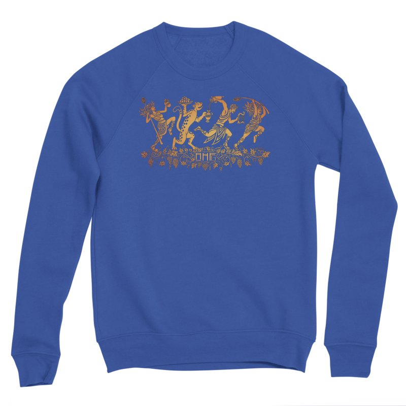 Dionysus and the Dancing Maenads Women's Sweatshirt by ancienthistoryfangirl's Artist Shop