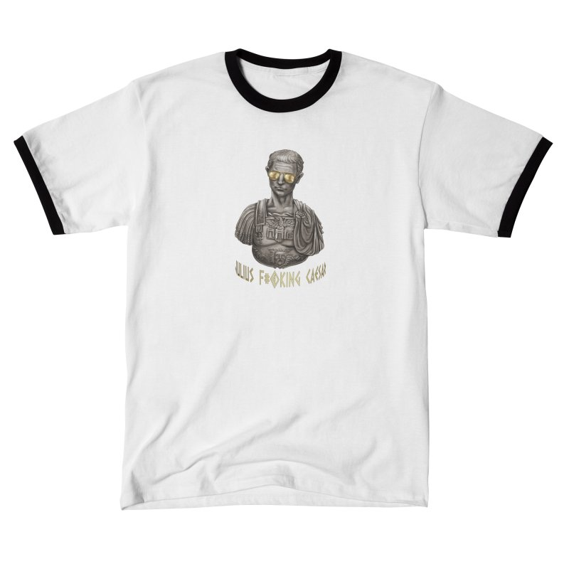 Julius F*cking Caesar Men's T-Shirt by ancienthistoryfangirl's Artist Shop