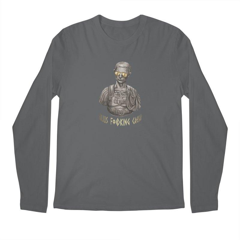Julius F*cking Caesar Men's Longsleeve T-Shirt by ancienthistoryfangirl's Artist Shop