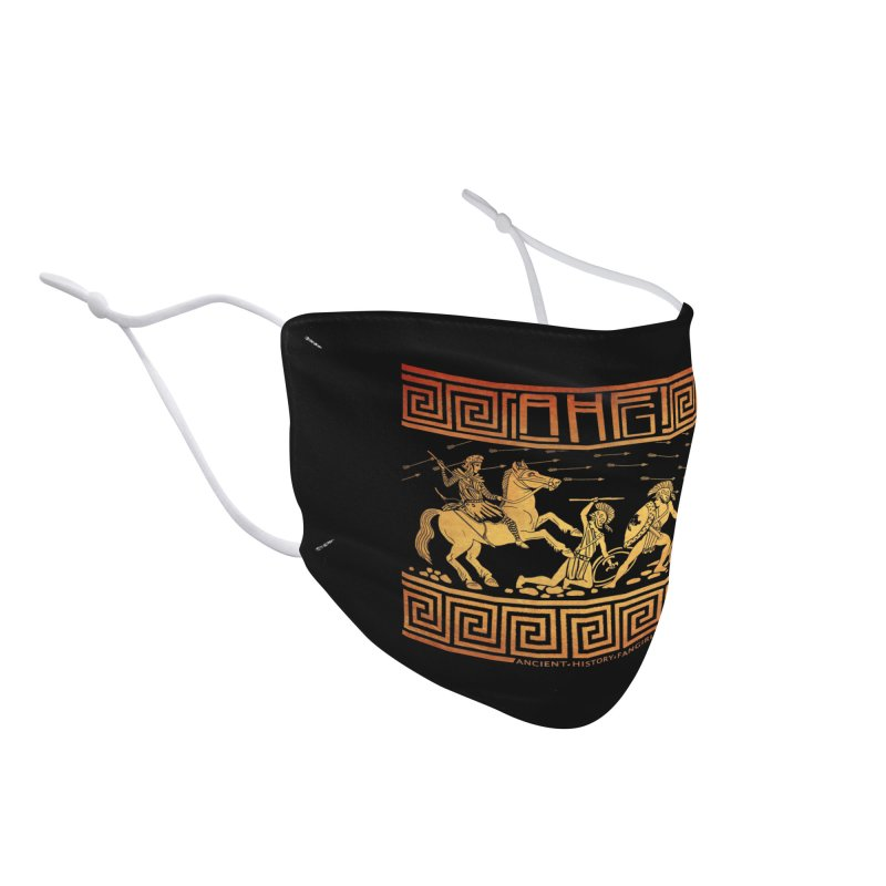 Amazon Warrior Women Accessories Face Mask by ancienthistoryfangirl's Artist Shop