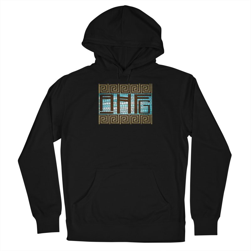 Fangirl Mosaic Men's Pullover Hoody by ancienthistoryfangirl's Artist Shop