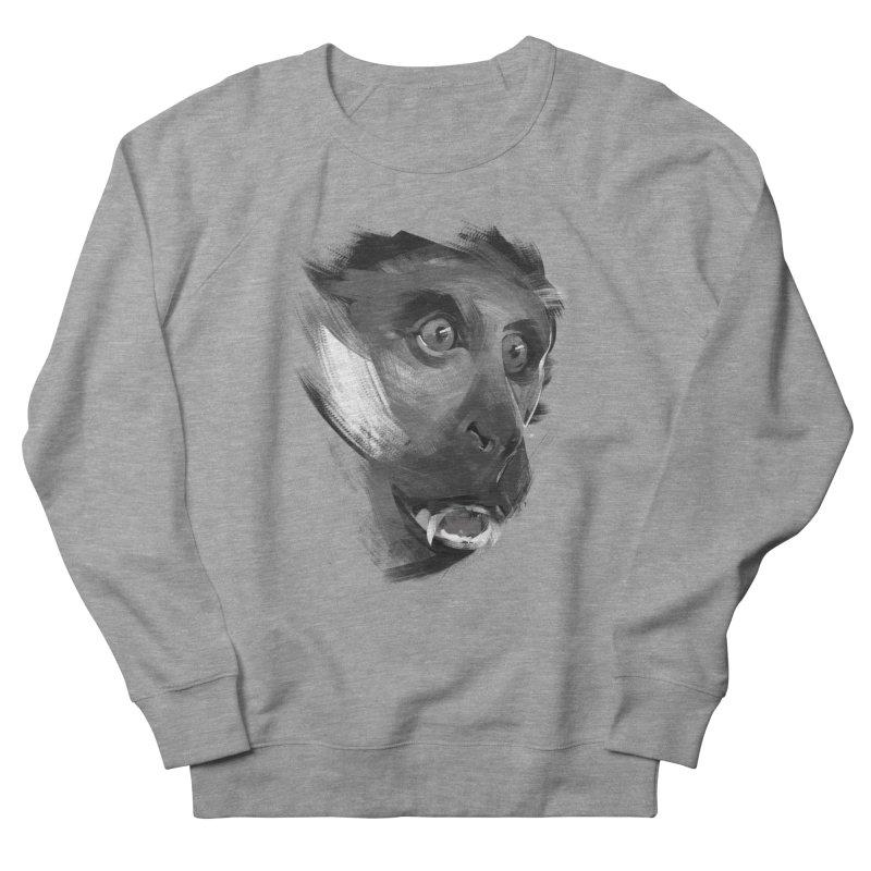 Monkey Men's Sweatshirt by andias's Artist Shop