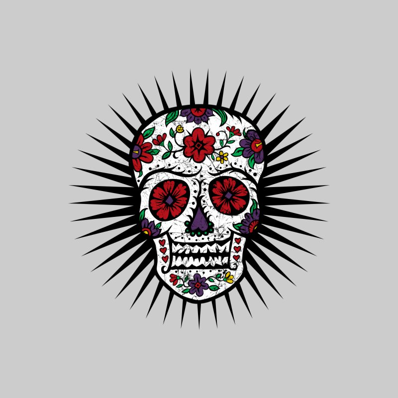 Sugar Skull Star by andibird's Artist Shop