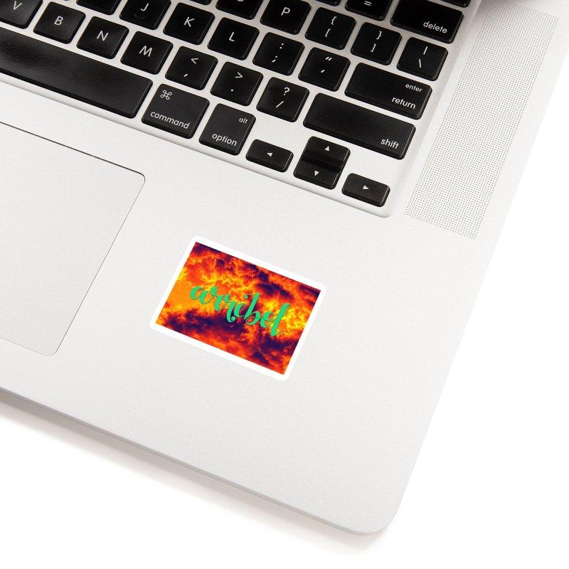 Arrebol Accessories Sticker by Andrea Garrido V - Shop