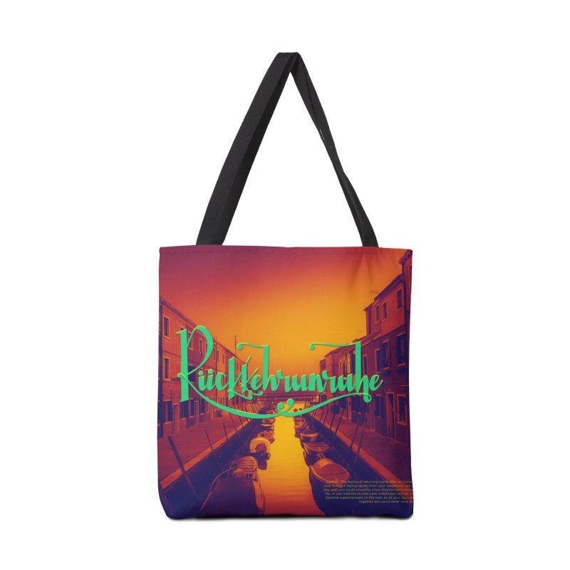 Rukkehrunruhe - travel nostalgia Accessories Tote Bag Bag by Andrea Garrido V - Shop