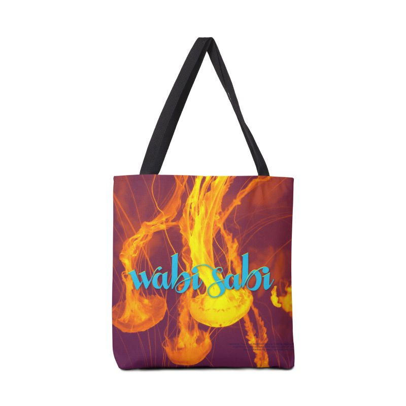 wabi sabi - beautiful words Accessories Tote Bag Bag by Andrea Garrido V - Shop