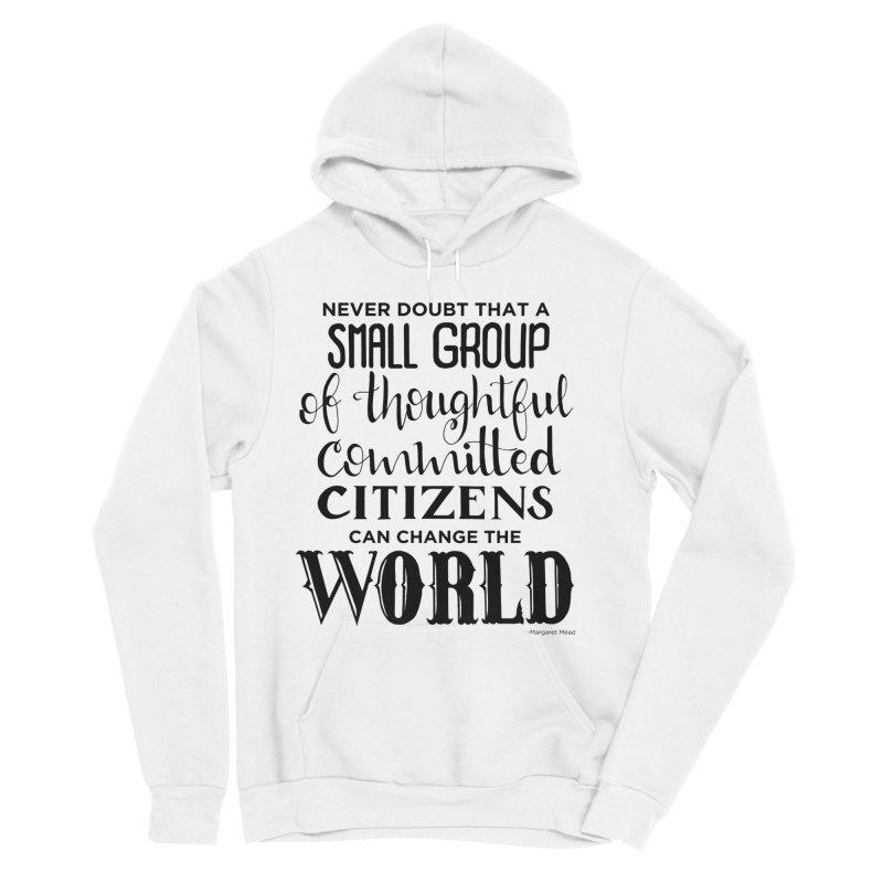 Change the world Men's Pullover Hoody by Andrea Garrido V - Shop