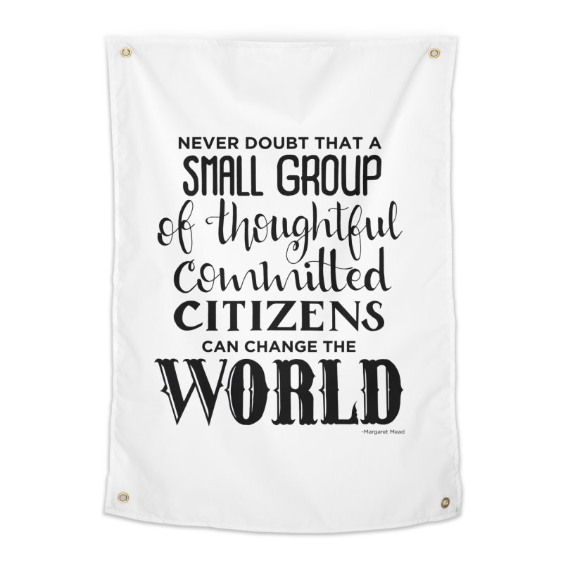 Change the world Home Tapestry by Andrea Garrido V - Shop