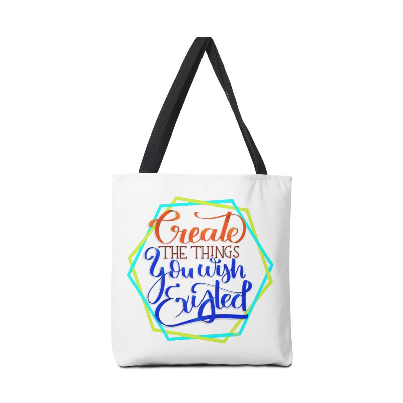 Create the things you wish existed Accessories Tote Bag Bag by Andrea Garrido V - Shop