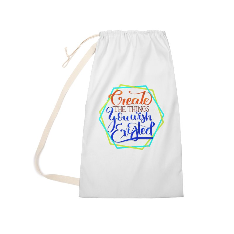 Create the things you wish existed Accessories Laundry Bag Bag by Andrea Garrido V - Shop
