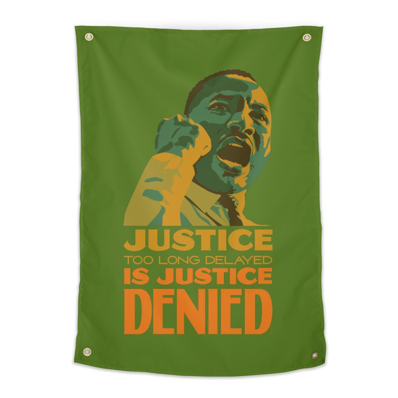 Justice delayed is justice denied Home Tapestry by Andrea Garrido V - Shop