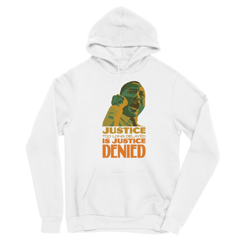 Justice delayed is justice denied Men's Pullover Hoody by Andrea Garrido V - Shop