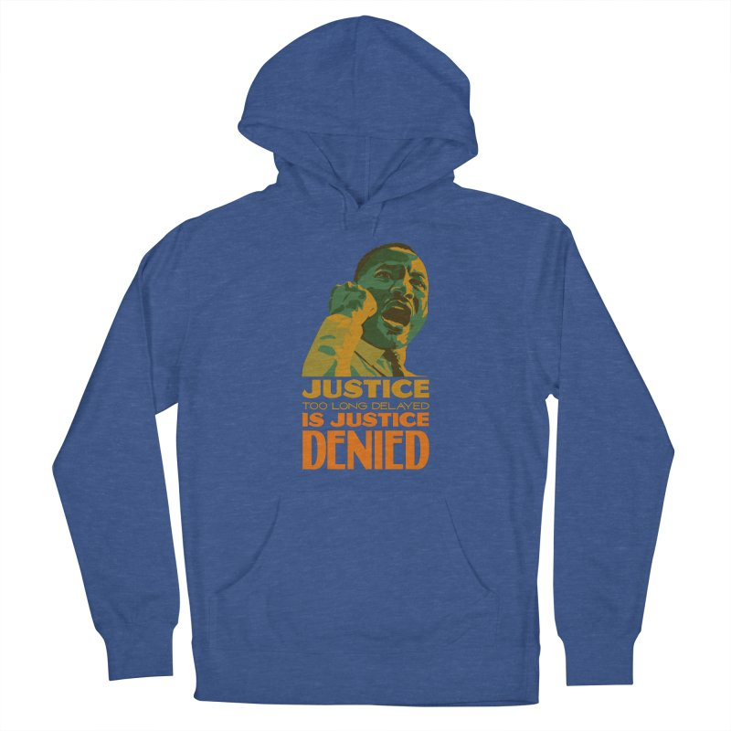 Justice delayed is justice denied Women's Pullover Hoody by Andrea Garrido V - Shop