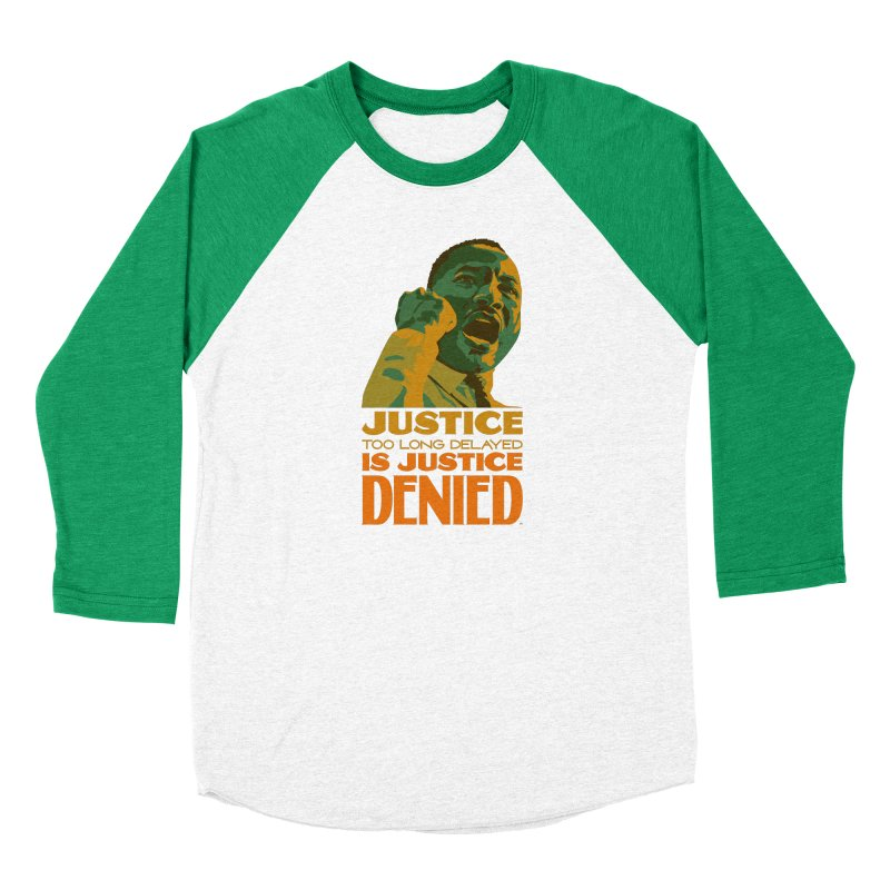 Justice delayed is justice denied Men's Longsleeve T-Shirt by Andrea Garrido V - Shop