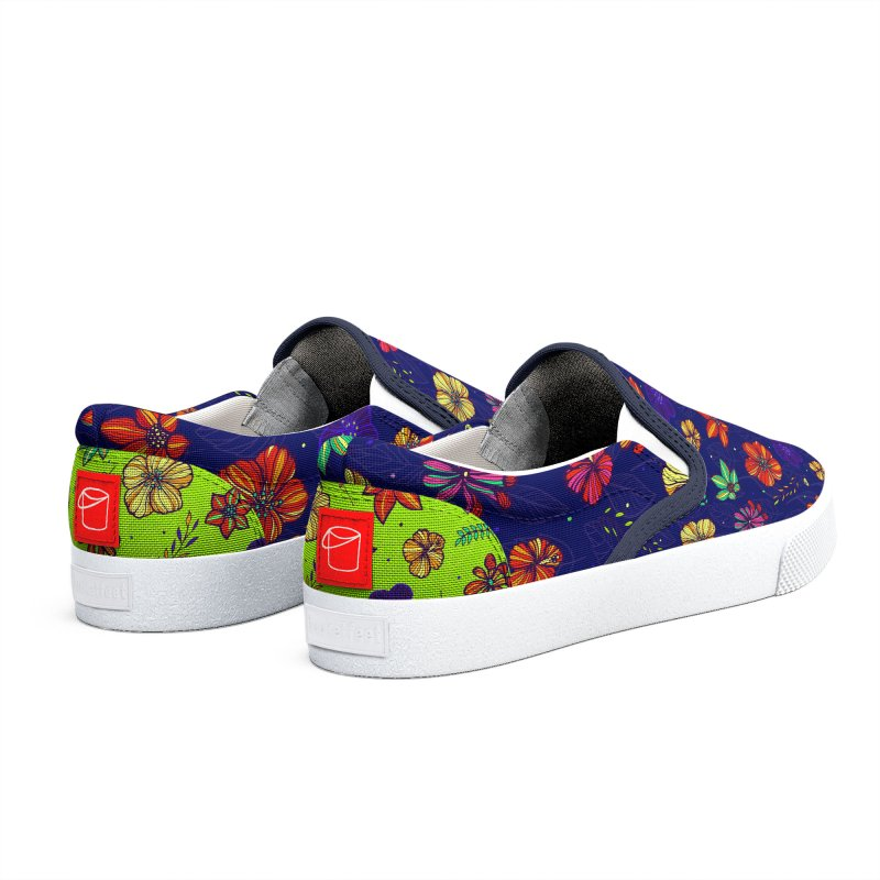 Flower-me tropical Women's Shoes by Andrea Garrido V - Shop