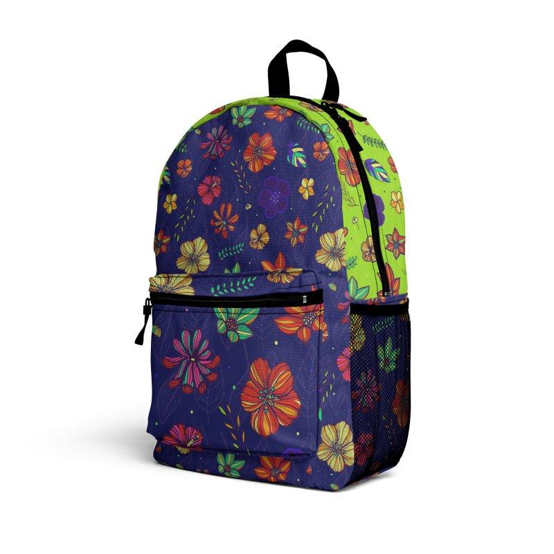 Flower-me tropical Accessories Bag by Andrea Garrido V - Shop