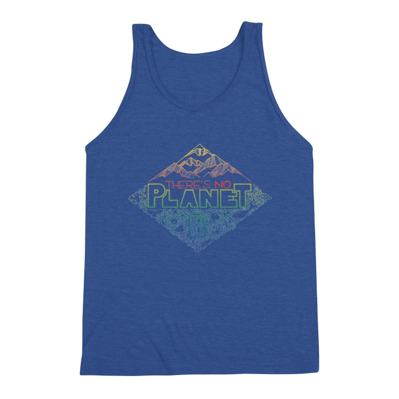 There is no planet B - color version Men's Tank by Andrea Garrido V - Shop