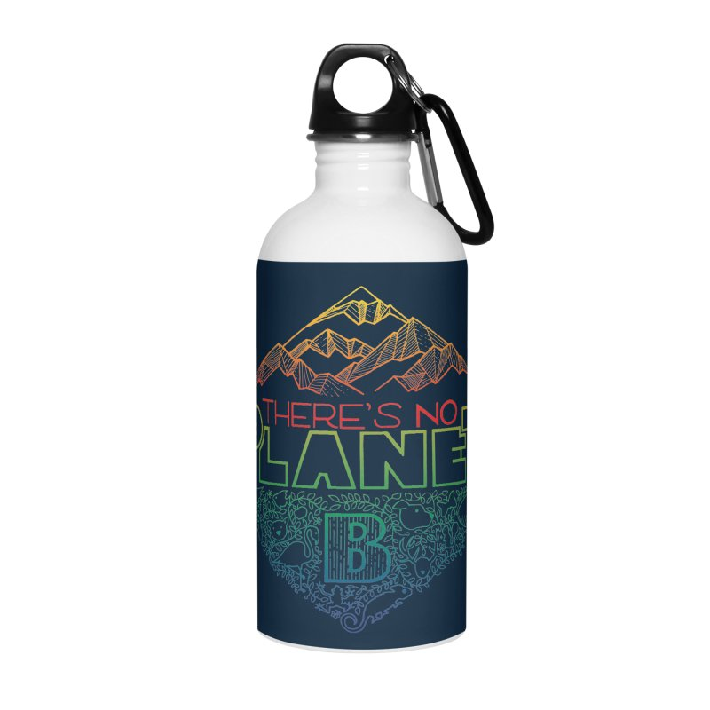 There is no planet B - color version Accessories Water Bottle by Andrea Garrido V - Shop