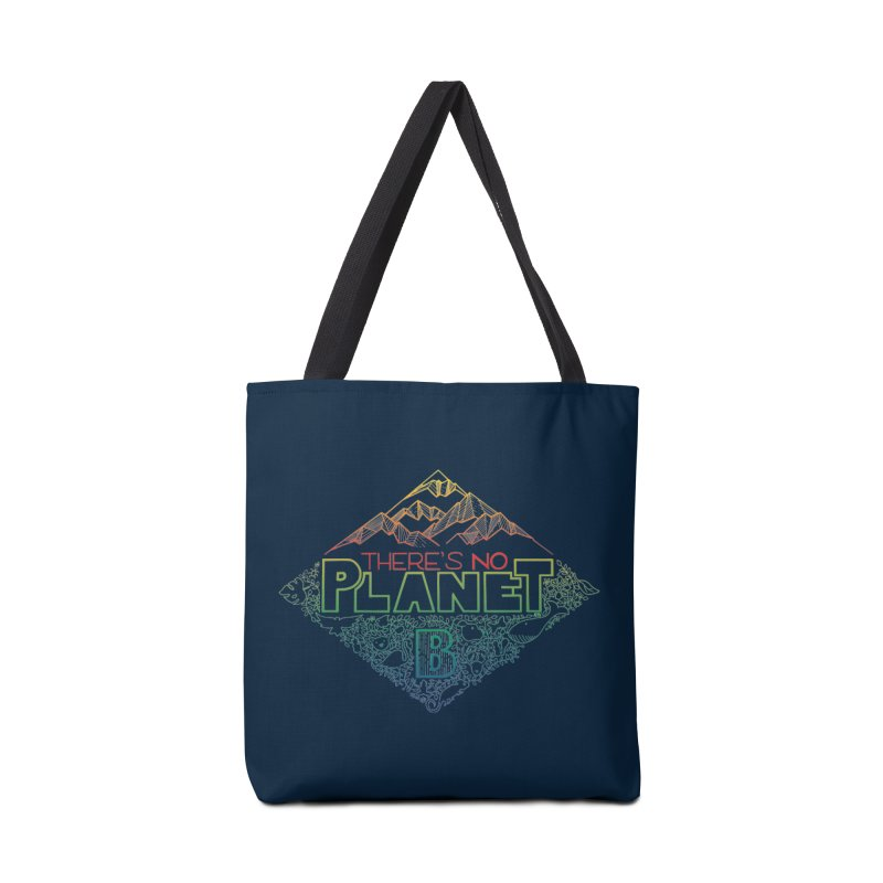 There is no planet B - color version Accessories Tote Bag Bag by Andrea Garrido V - Shop
