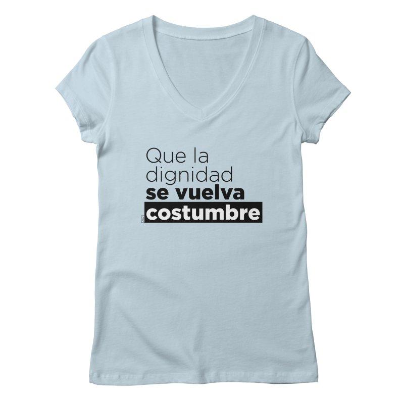 Women's None by Andrea Garrido V - Shop
