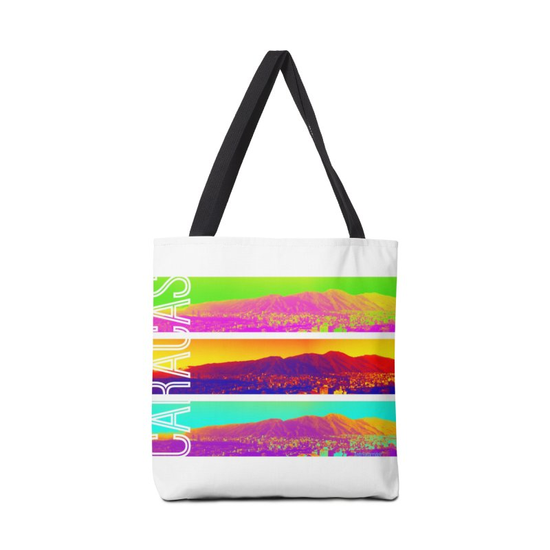 Caracas de colores Accessories Bag by Andrea Garrido V - Shop