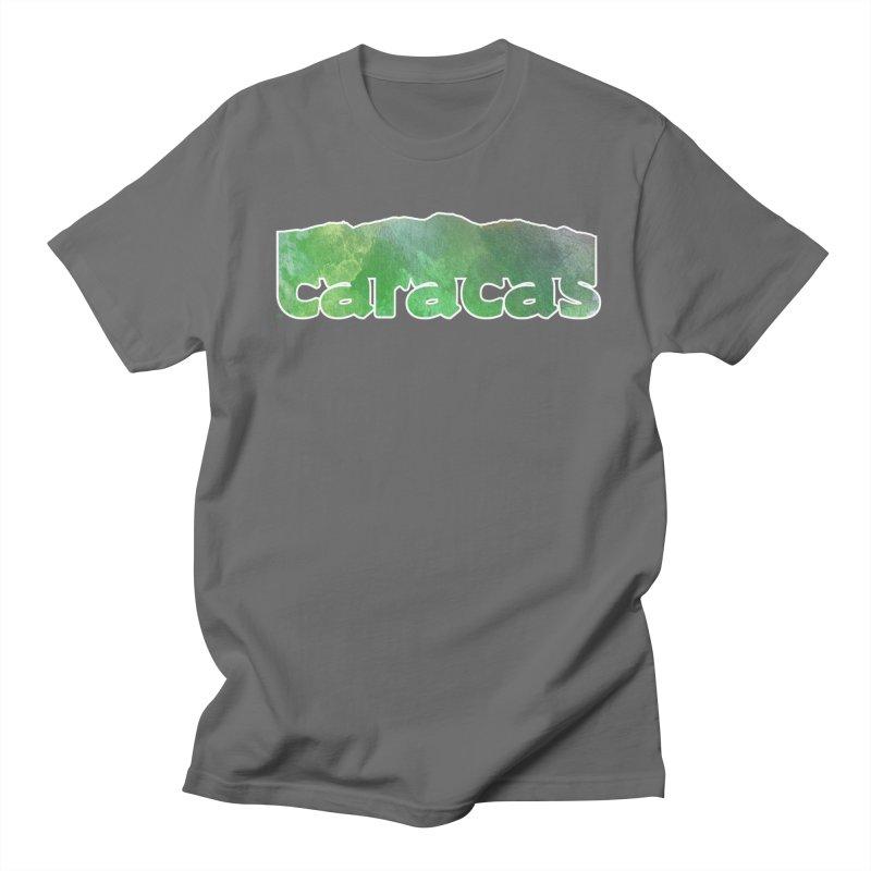 Caracas Men's T-Shirt by Andrea Garrido V - Shop