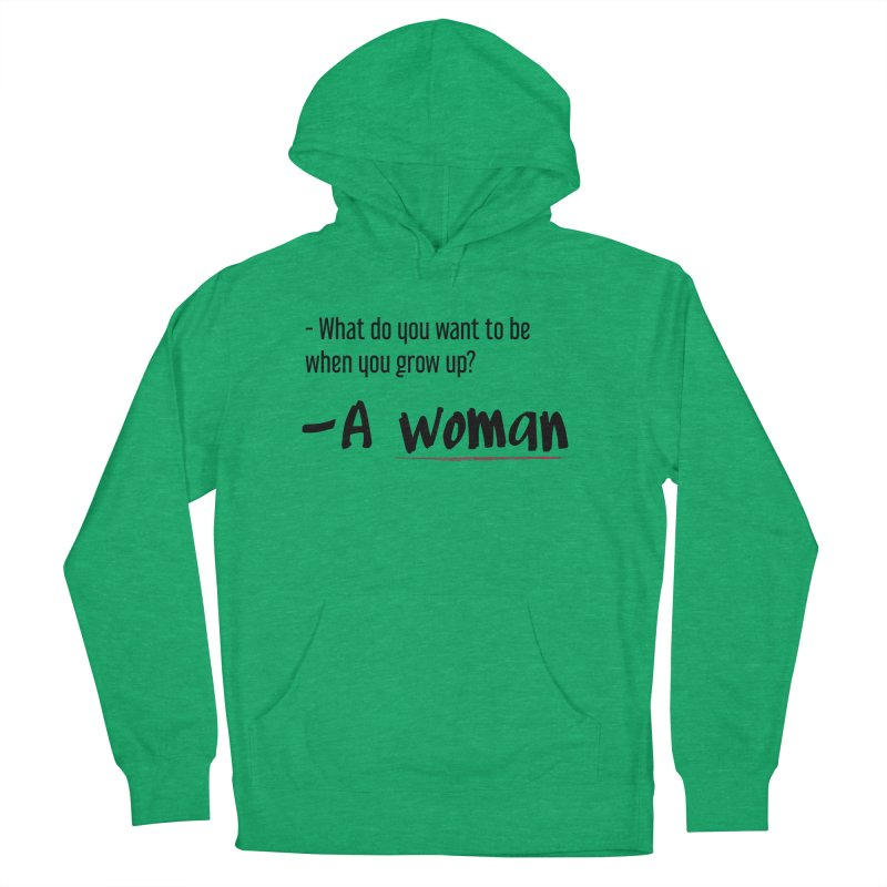 Best choice - Feminist Men's French Terry Pullover Hoody by Andrea Garrido V - Shop