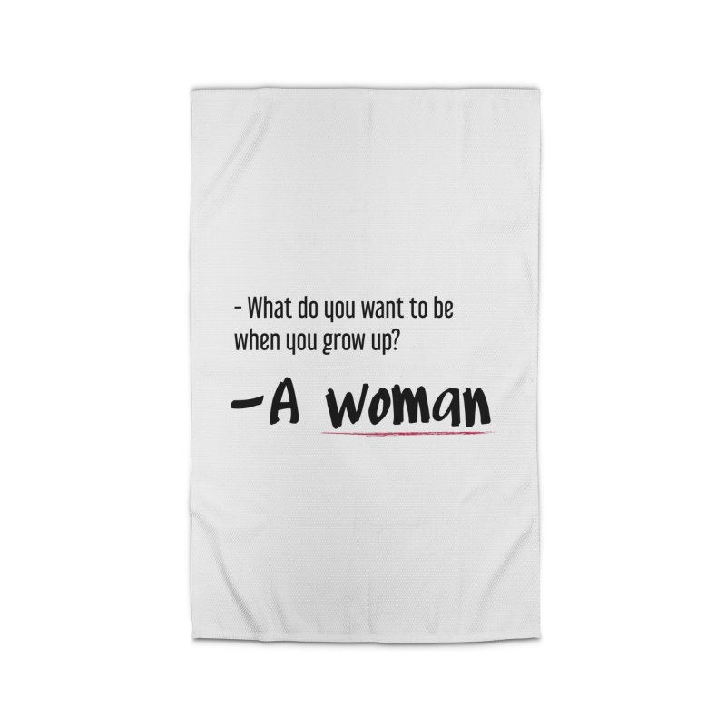 Best choice - Feminist Home Rug by Andrea Garrido V - Shop