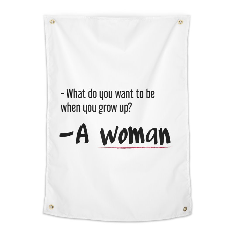 Best choice - Feminist Home Tapestry by Andrea Garrido V - Shop