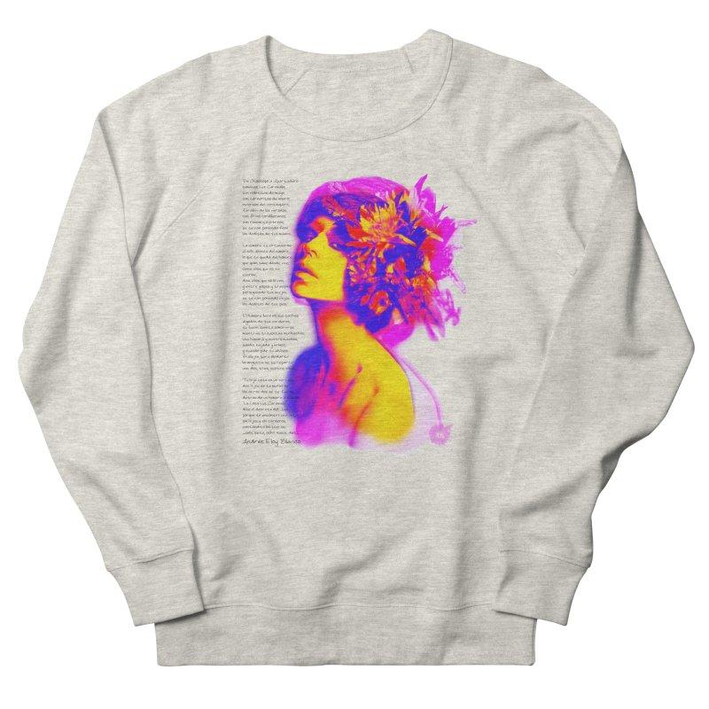 La Loca Luz Caraballo Men's Sweatshirt by Andrea Garrido V - Shop